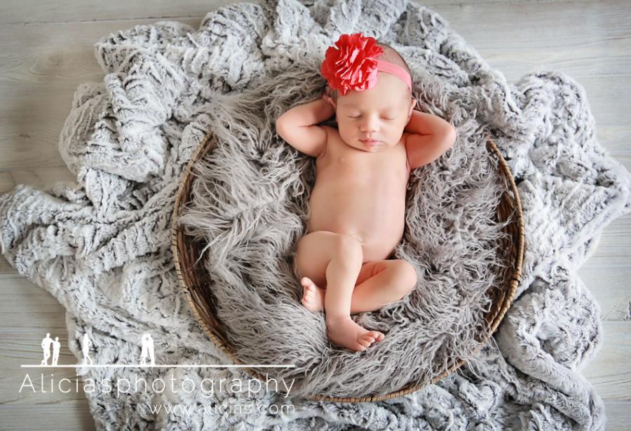 Chicago Naperville Newborn Photographer...Baldenegro Newborn Session