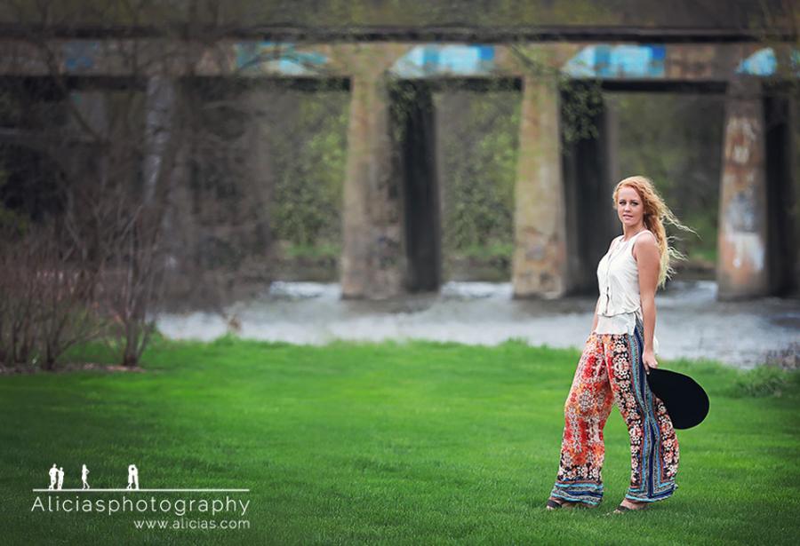 Chicago Naperville High School Senior Photographer...Diving into Summer