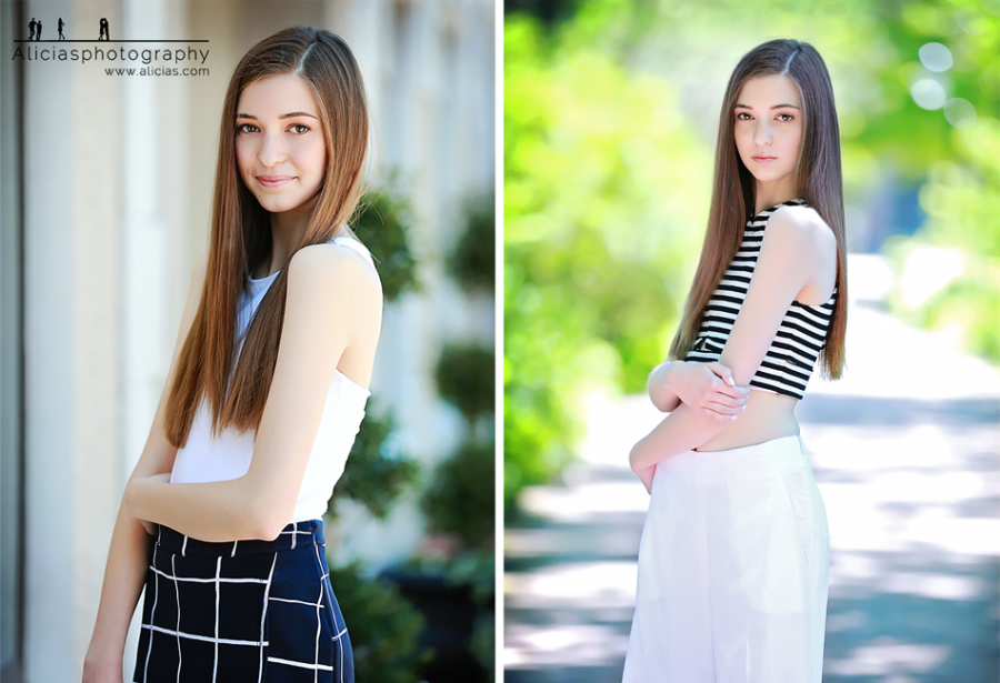 Chicago Naperville Teen Photographer ... Model Behavior