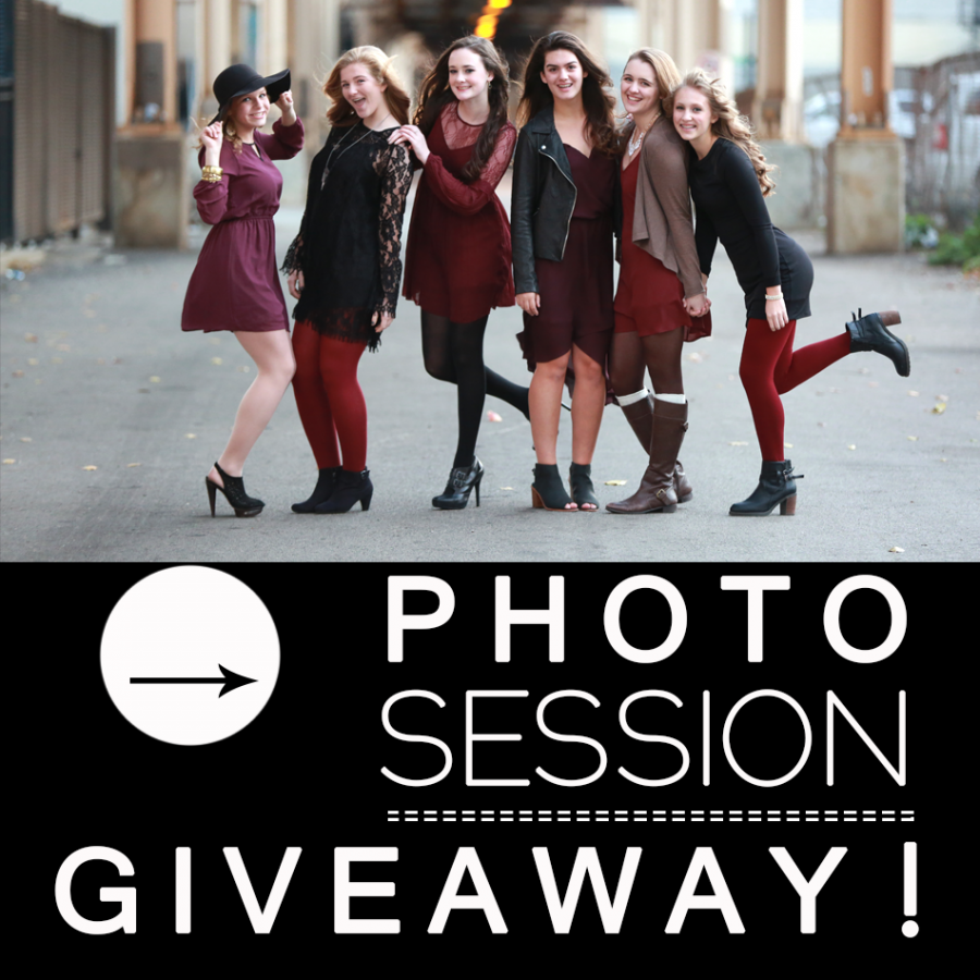 Chicago Naperville Photographer Teen Tween Friends Instagram Giveaway