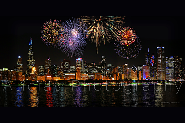 Purchase Chicago Cubs 2016 World Series Skyline products and prints.